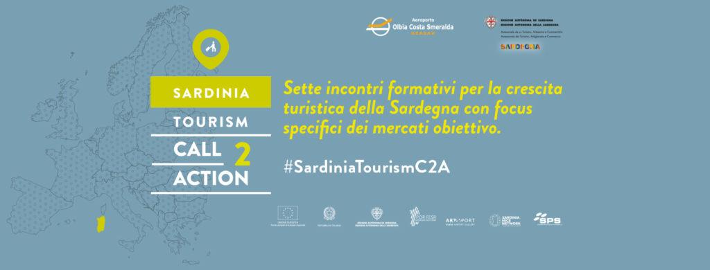 Sardinia Tourism call 2 action