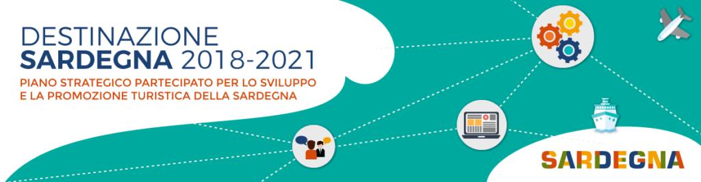 Piano strategico partecipato per lo sviluppo e la promozione turistica della Sardegna